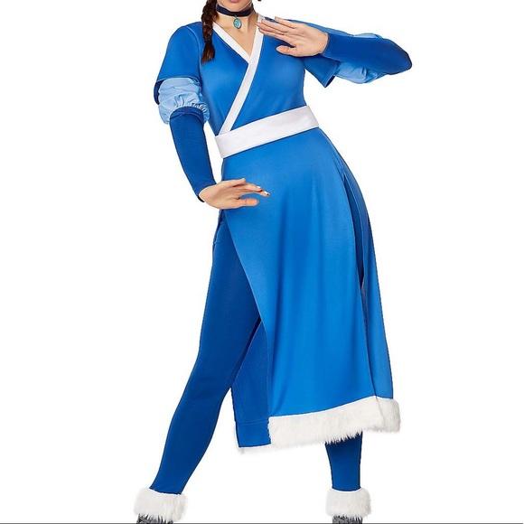 Avatar Katara Costume - Adult Medium
